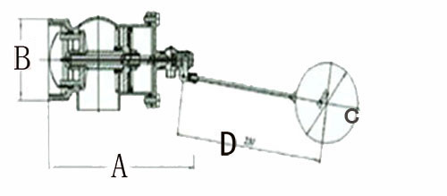 浮球阀控制水泵电路图'